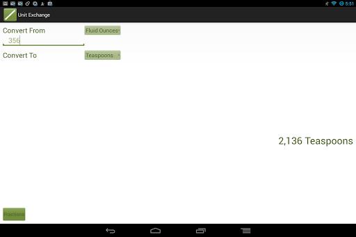 【免費工具App】Unit Exchange-APP點子