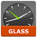Clock Widget Pack Glass logo