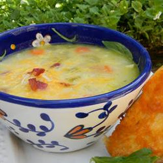 Corn Chowder - Fast and Great