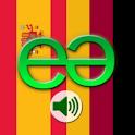 Spanish to German Pro logo