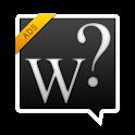 What? (Free) logo