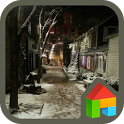 WinterNight LINELauncher theme icon