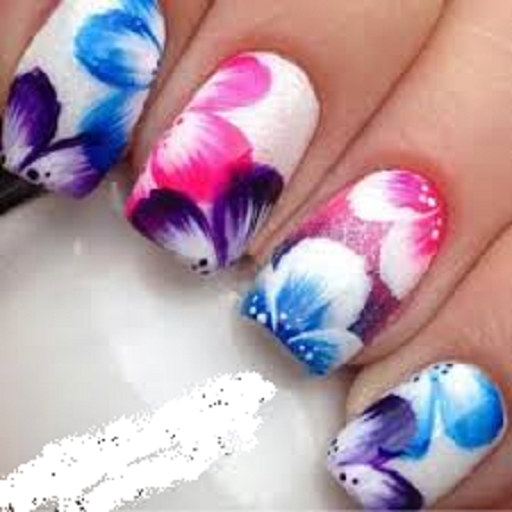 Make a Nail Art Flower 書籍 App LOGO-APP試玩