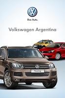 Screenshot of Volkswagen Argentina
