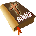 A Bíblia Sagrada O Livro logo