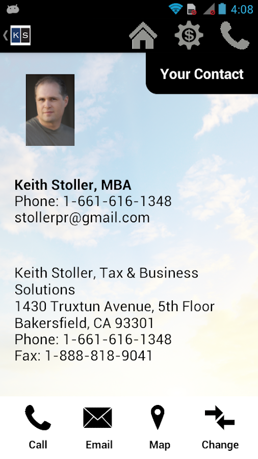 Keith Stoller Tax & Business- screenshot