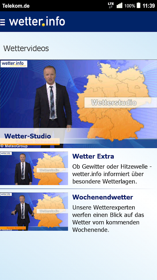 wetter.info - screenshot