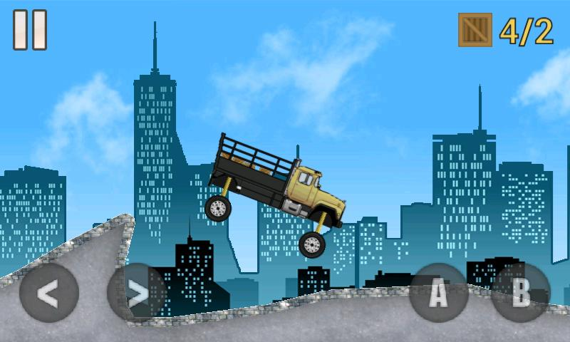Truck Delivery Free - screenshot