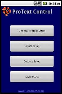 PROTEXT Control - screenshot thumbnail