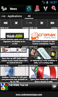 Android India - screenshot thumbnail