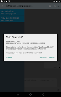 ChatSecure- screenshot thumbnail