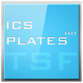 TSF Theme - ICS Plates EX