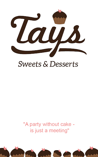 Tays Sweets