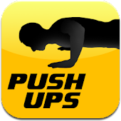 Trener pompek-Push Ups Workout