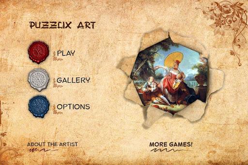 Puzzle Puzzlix: Fragonard
