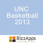 UNC Basketball 2013