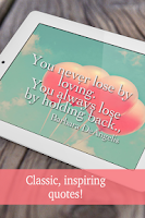 Screenshot of Love quotes