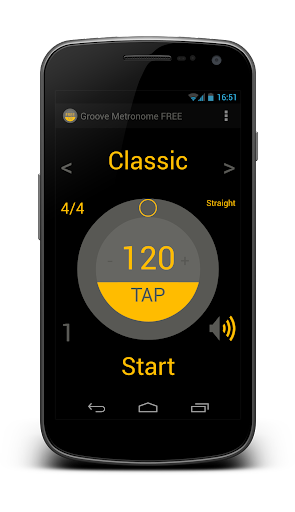 Real Metronome Free on the App Store - iTunes - Apple