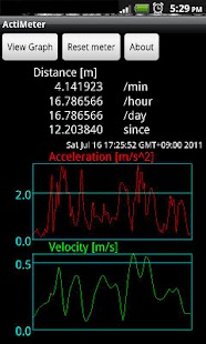 ActiMeter - screenshot thumbnail