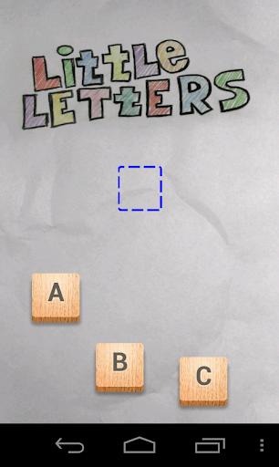 Little Letters for kids