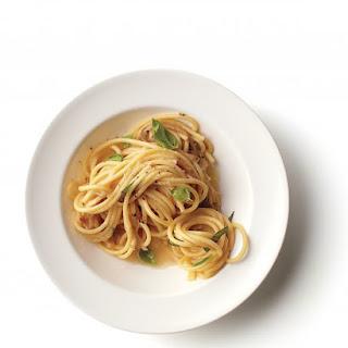 Miso-Butter Pasta