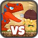 Caveman Dinosaur Tower Defense icon