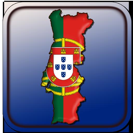 Map of Portugal 旅遊 App LOGO-APP開箱王