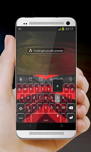 免費下載個人化APP 紅 TouchPal Theme app開箱文 APP開箱王