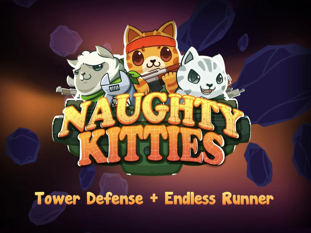 Naughty Kitties - screenshot