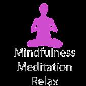 Mindfulness meditation relax