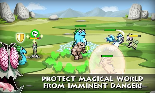 Pocket Dragons RPG - screenshot thumbnail