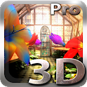 Magic Greenhouse 3D Pro lwp icon