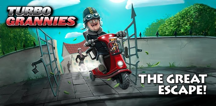 Turbo Grannies v1.1.3 apk