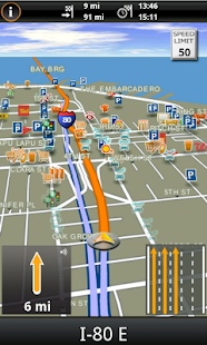 Garmin HUD North America - screenshot thumbnail