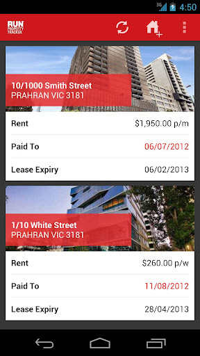 LITTLE Property Tracker