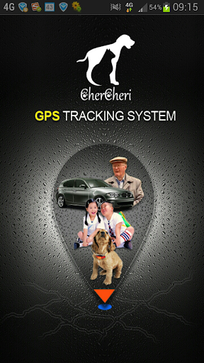 CherCheri--Pet Tracker GPRS