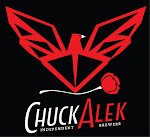 Logo of ChuckAlek Burgundy