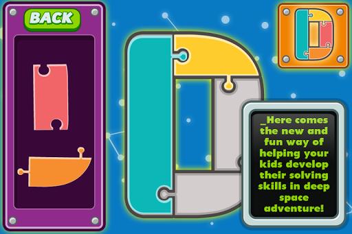 免費好玩教育app Alphabet Jigsaw!線上多款免費教育類App供孩童使用