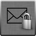 SMS Message Encrypted hidden icon