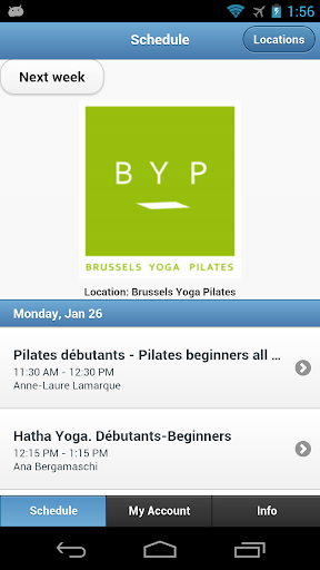 Brussels Yoga Pilates - BYP