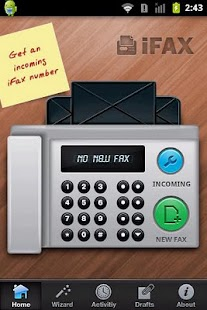 iFax - Send & Receive Faxes - screenshot thumbnail