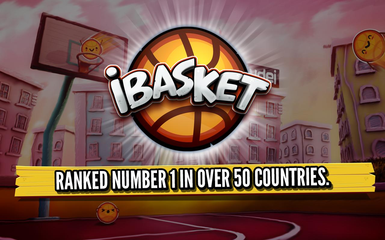 iBasket- screenshot