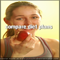 compare weight loss diet plans logo