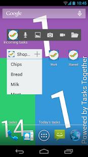 Tasks Together screenshot