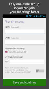 BT MeetMe with Dolby Voice - screenshot thumbnail