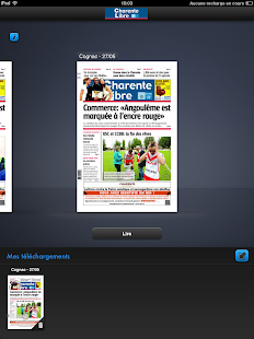 Le Journal - Charente Libre - screenshot thumbnail