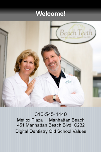 Beach Teeth in Manhattan Beach