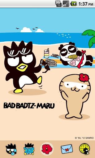 Bad Badtz-Maru Theme 3