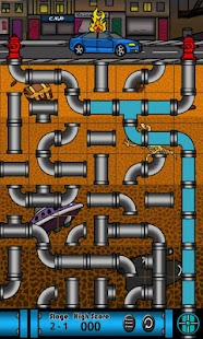 Crazy Pipes- screenshot thumbnail