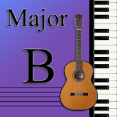 Learn Music Maj Scale Notes: B